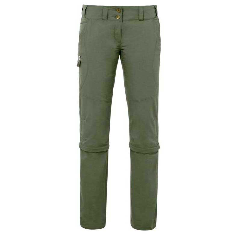 VAUDE Skomer Capri Zip Off Pants Long