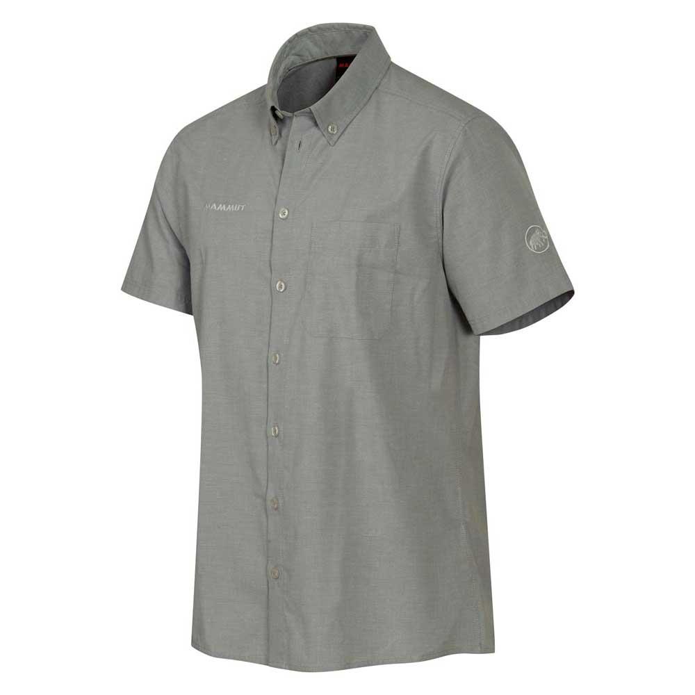 221e6036d Mammut Trovat Shirt Grå køb og tilbud, Trekkinn Trøjer