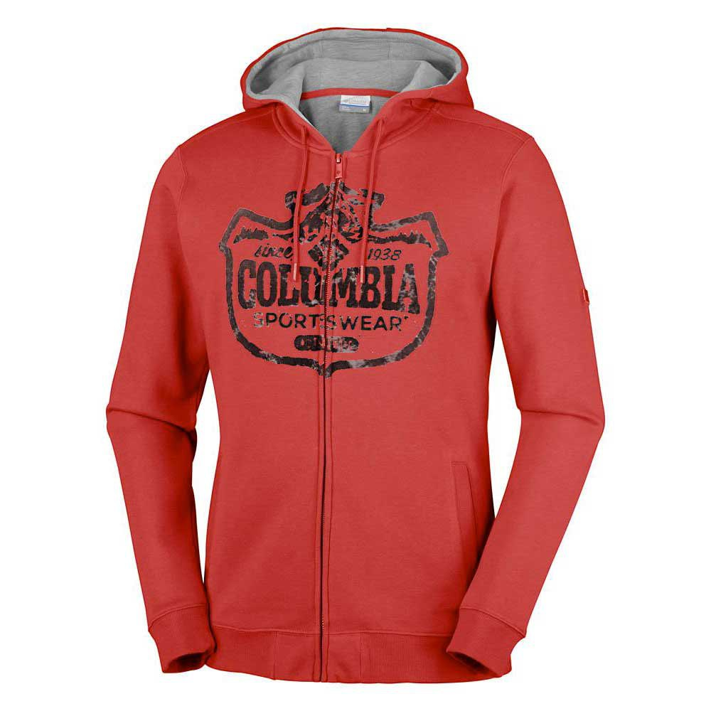 Columbia CSC Mountain Shield Full Zip Hoodie