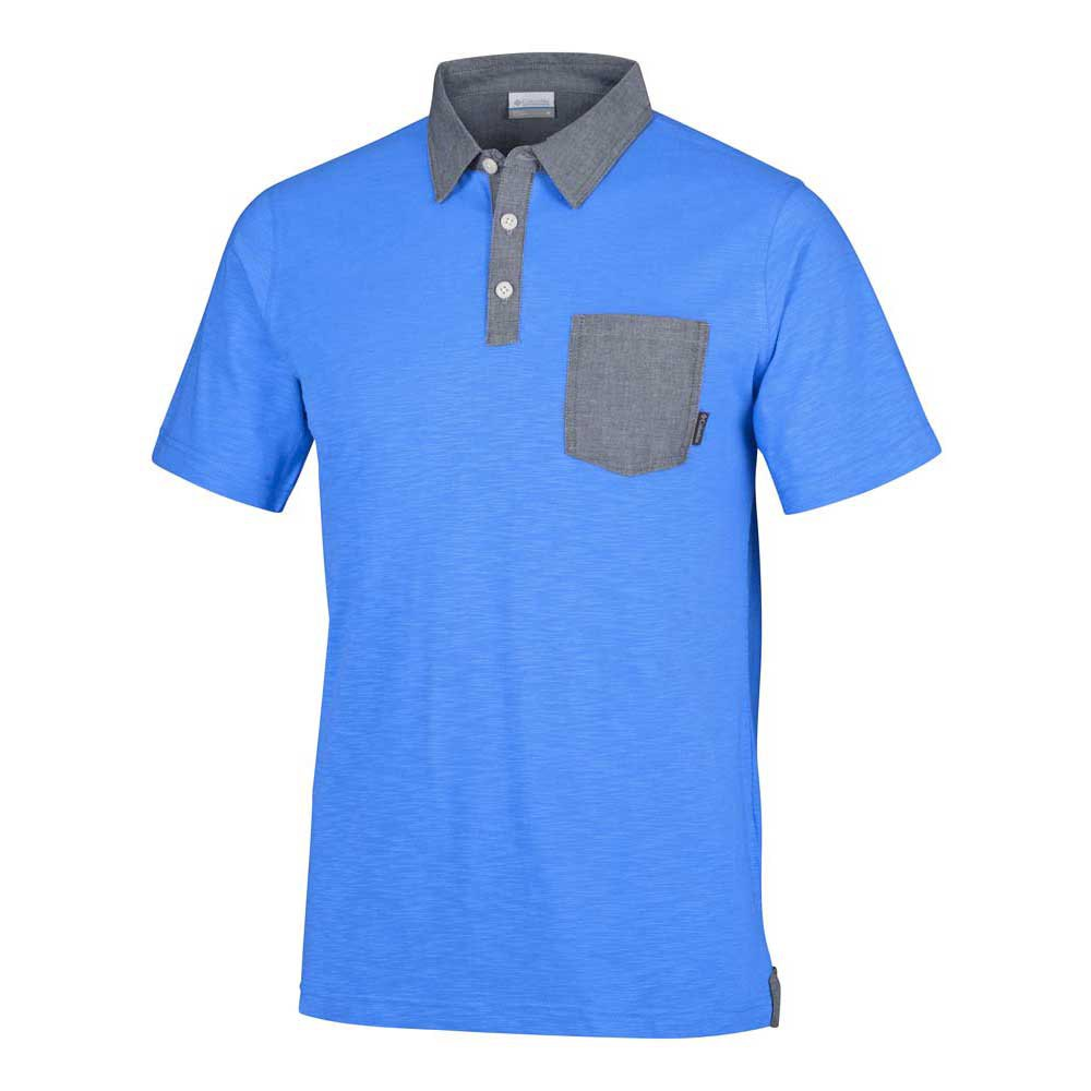 Columbia Lookout Point Novelty Polo