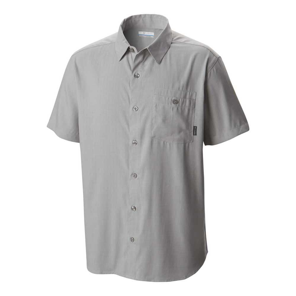 Columbia Mossy Trail S/S Shirt