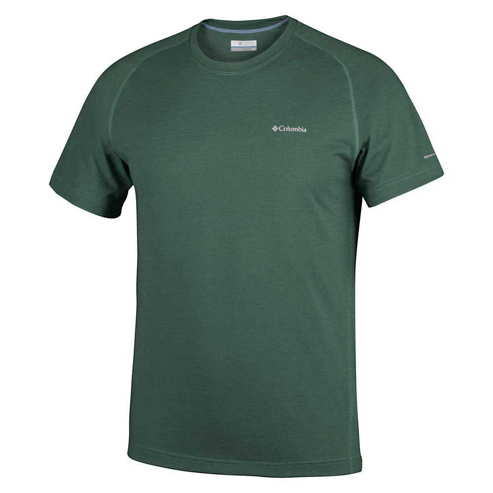Columbia Mountain Tech III S/S Crew