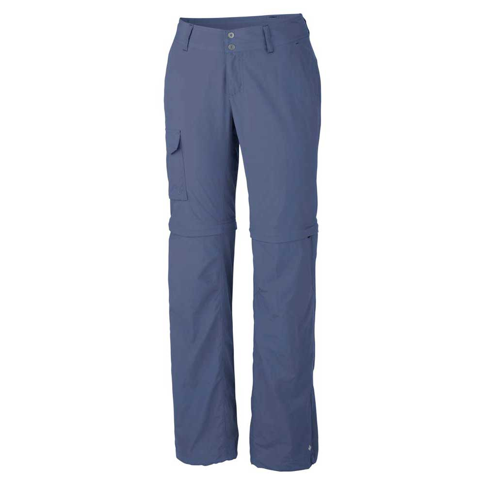 Columbia Silver Ridge Convertible Pantalones Tiro Normal