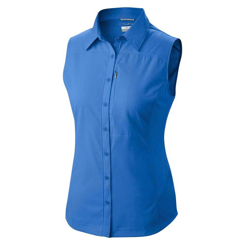ce40f0009b77a1 Columbia Silver Ridge II Sleeveless Shirt buy and offers on Trekkinn
