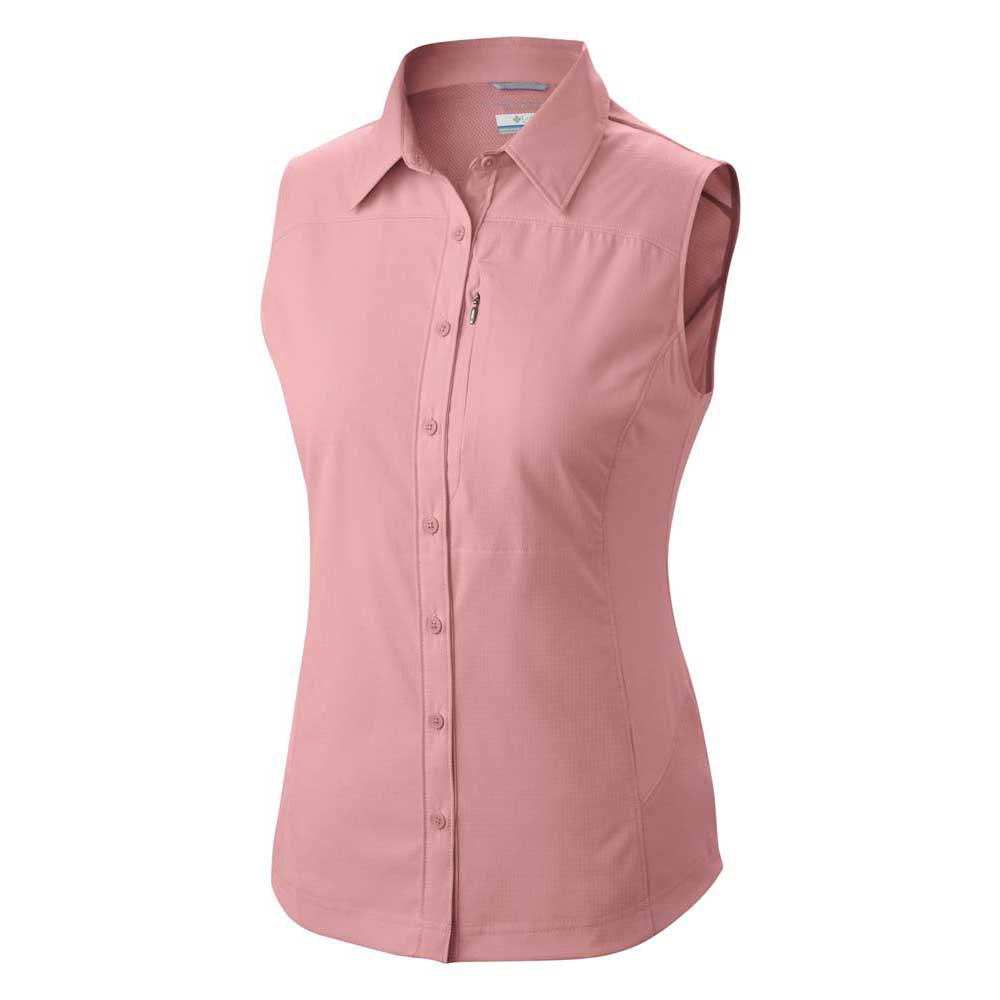 bd1c4fbd091304 Columbia Silver Ridge II Sleeveless Shirt