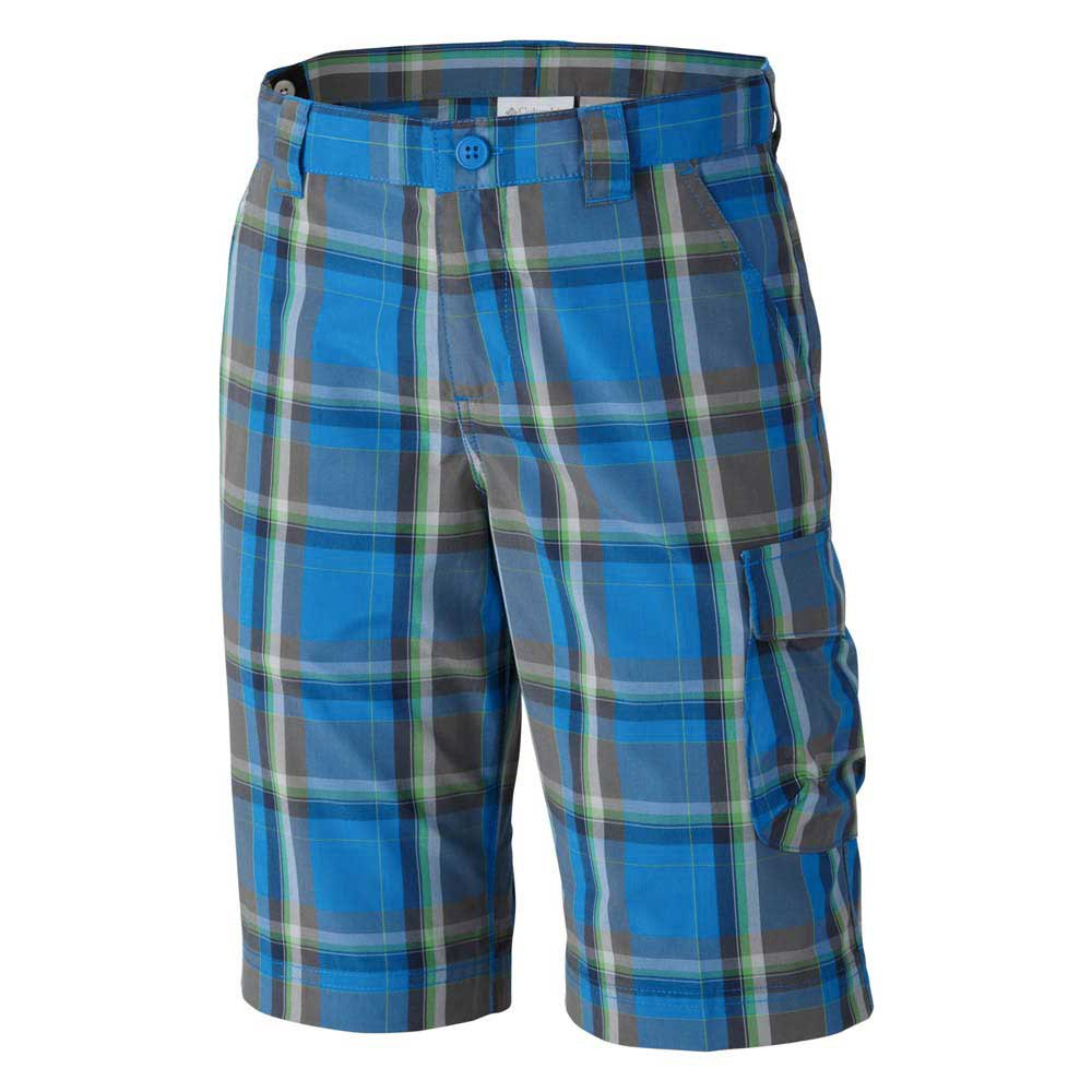Columbia Silver Ridge III Plaid Short