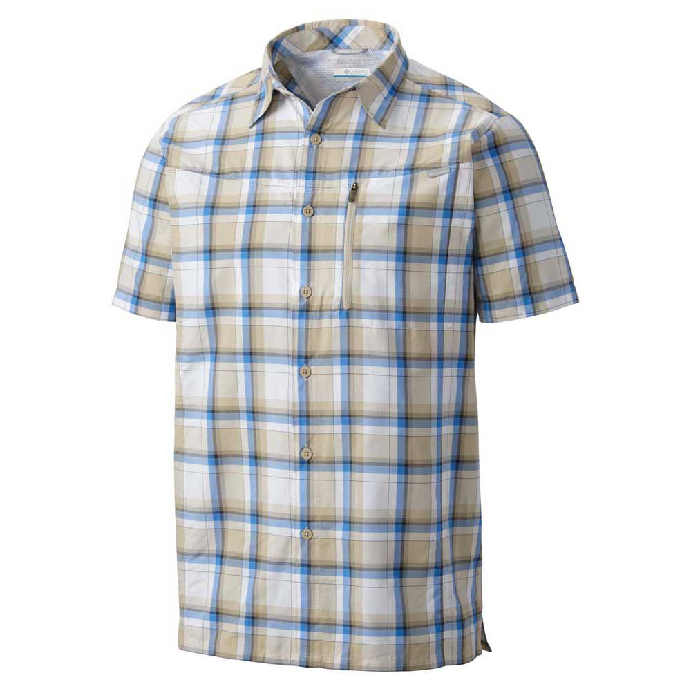 Columbia Silver Ridge Plaid S/S Shirt