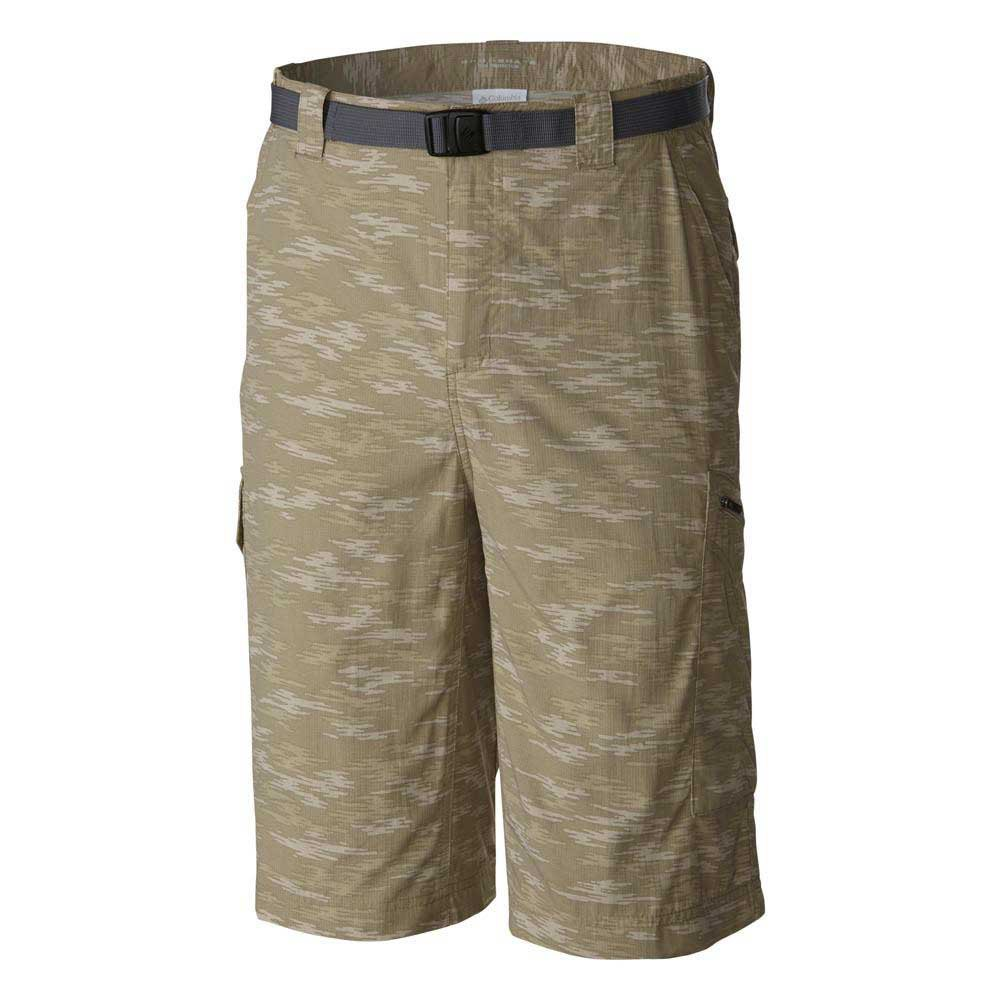 Columbia Silver Ridge Printed Cargo Short 10 Inch
