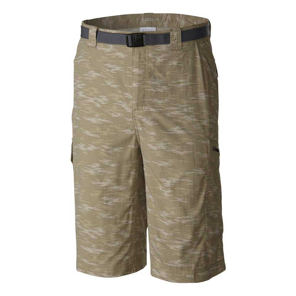 Columbia Silver Ridge Printed Cargo Short 12 Inch