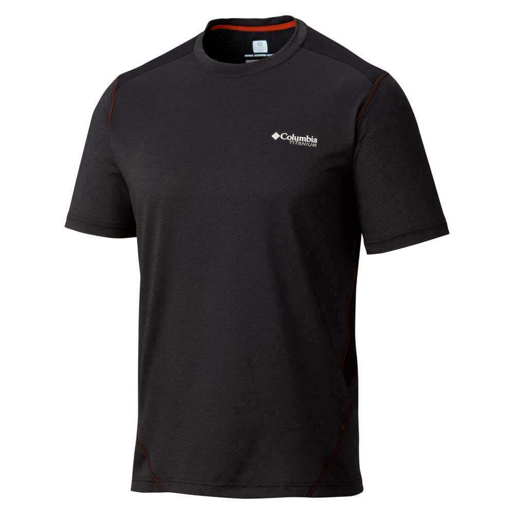 Columbia Titan Ice Mens S/S Shirt
