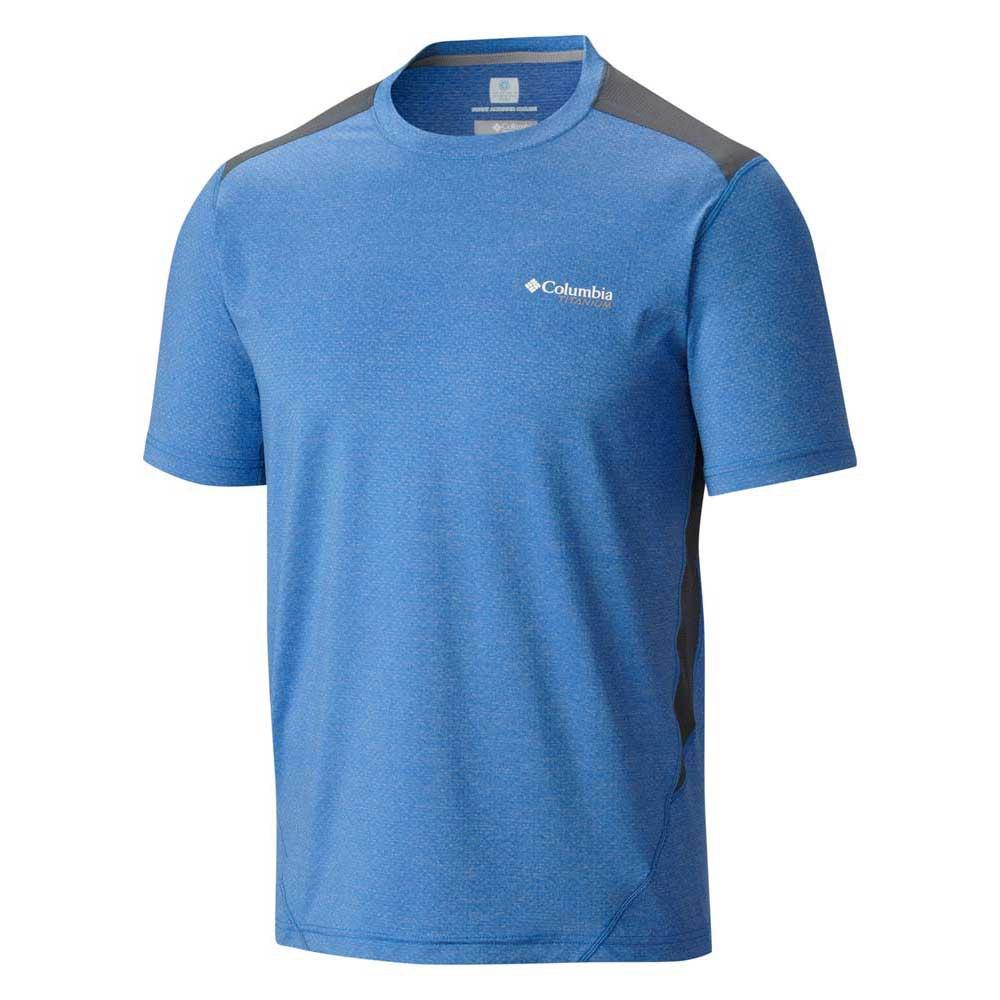 d8d4960cd39 Columbia Titan Ice Mens S/S Shirt buy and offers on Trekkinn