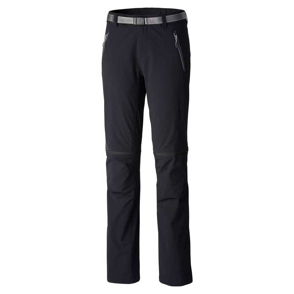 Columbia Titan Peak Pants Regular Svart Herreklær Bukser