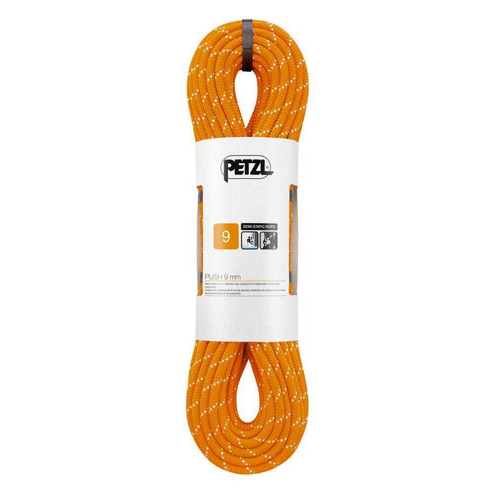 Cordes et sangles Petzl Push 9 Mm