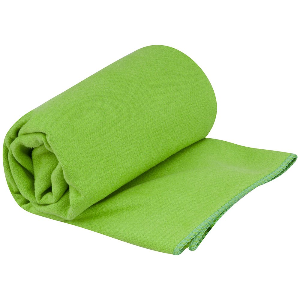 Soins personnels Sea-to-summit Drylite Towel S 80 x 40 cm Lime