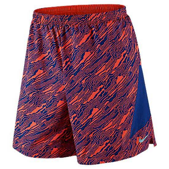 Nike Elevate Pursuit 2 In 1 Short 7 In