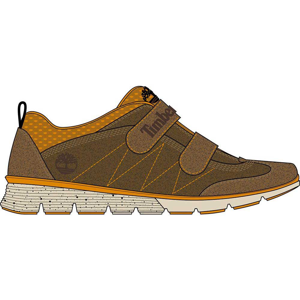 Timberland Glidden Low Hook And Loop Youth