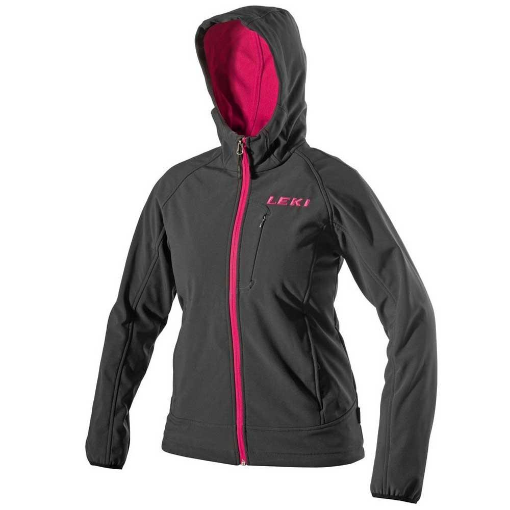 Leki Softshell Jacket Hooded Ladies