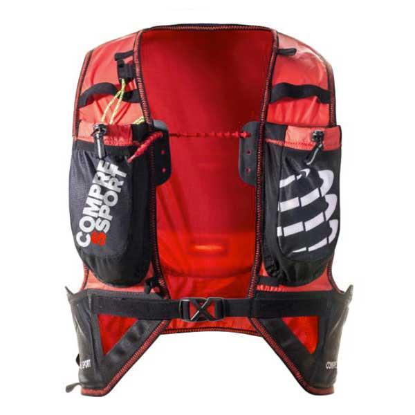 Chalecos hidratación Compressport Backpack Ultrun 140g