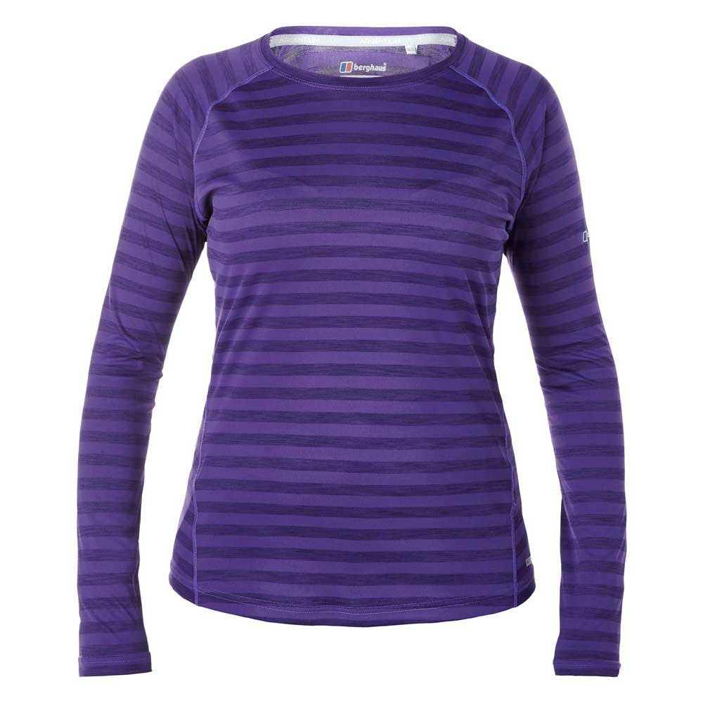 Berghaus Stripe Tech Tee Stripe Baselayer