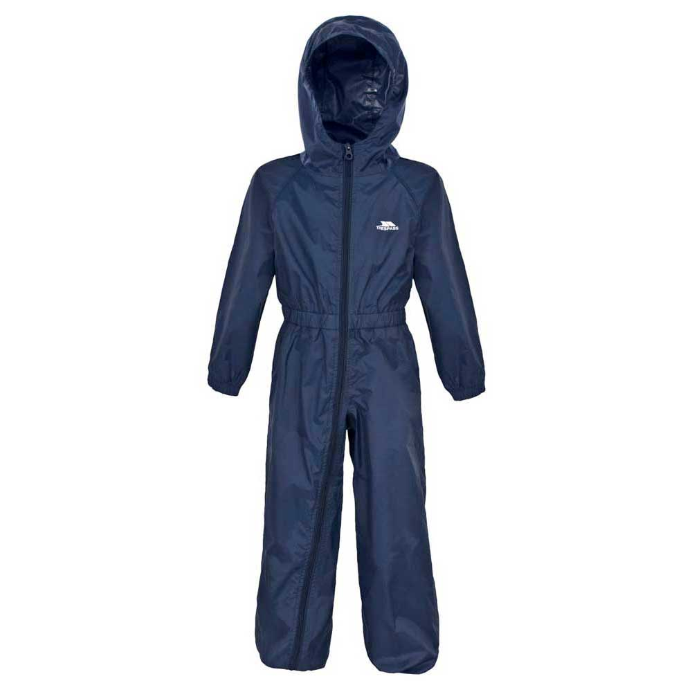 Trespass Button Rain Suit