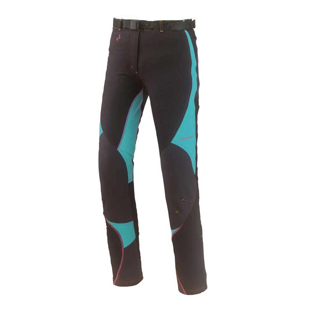 Pantalons Trangoworld Mawenzi Pants XXL Black / Bluebird
