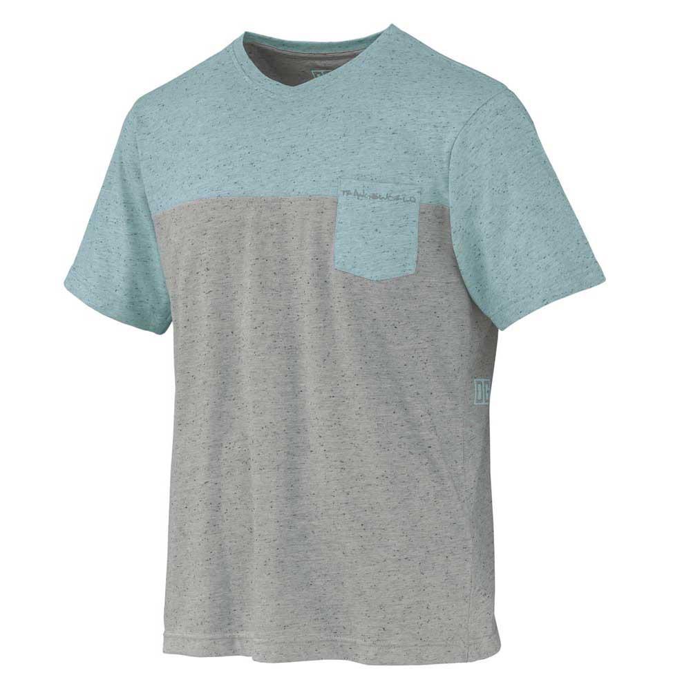 T-shirts Trangoworld Jasp L Angel Blue / Griffin