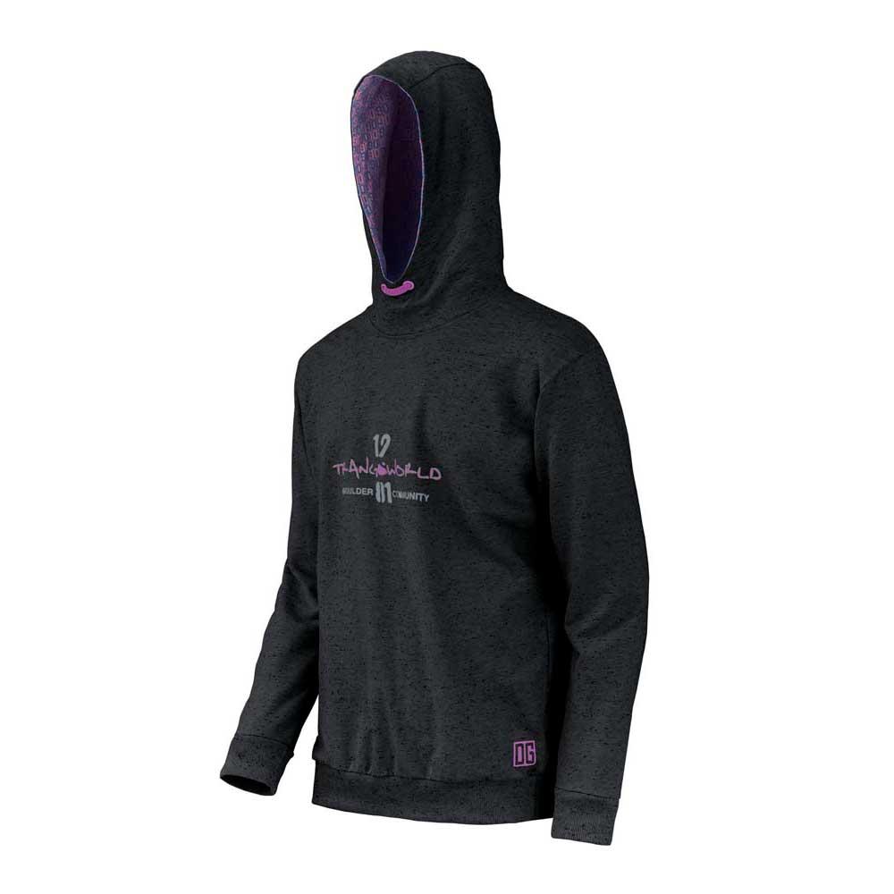 Sweatshirts Trangoworld Derbo M Black