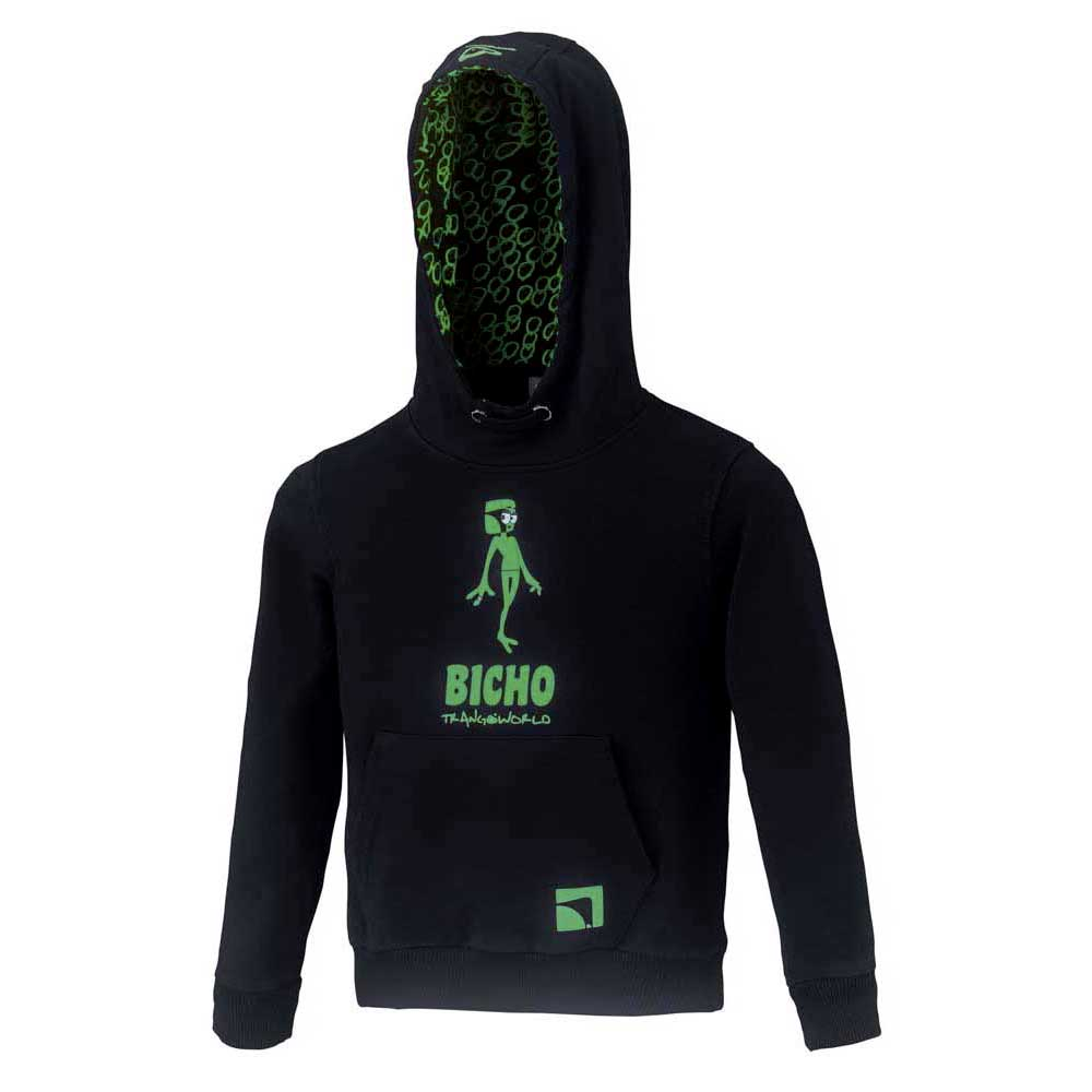 Sweatshirts Trangoworld Bichon 8 Black