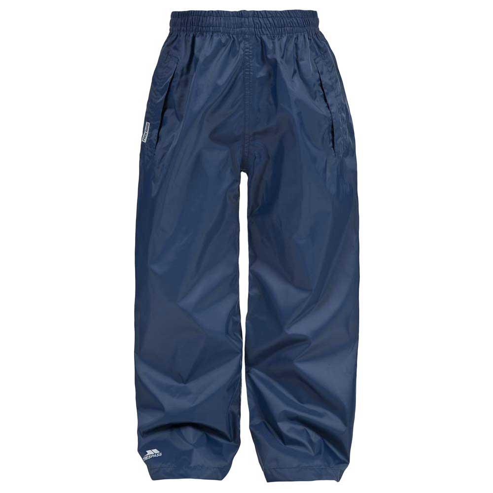 Trespass Kids Unisex Packa Packaway Waterproof Trousers//Pants