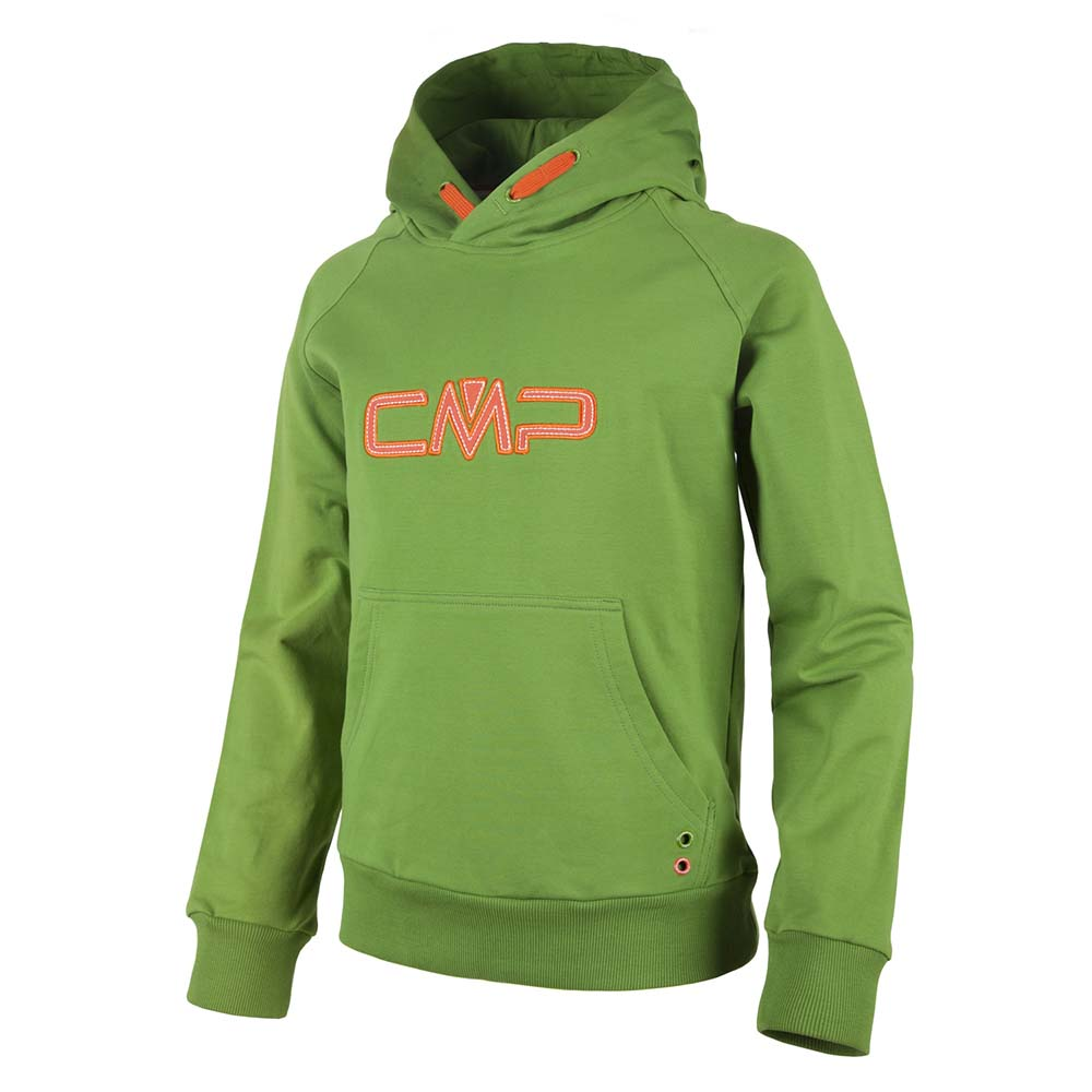 Cmp Fix Hood Stretch Fleece Sweat Boys