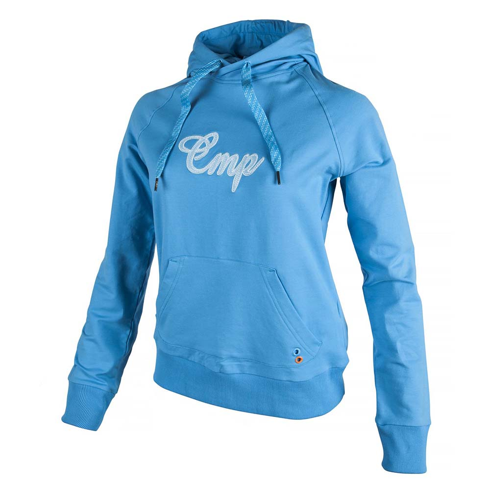 Cmp Woman Stretch Sweat Fix Hood