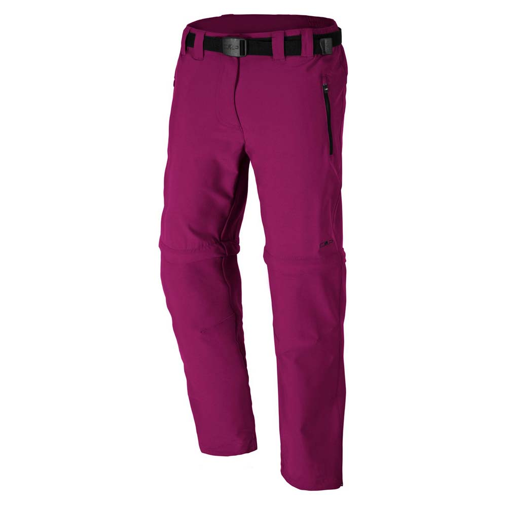 Cmp Stretch Zip Off Long Pants Girls