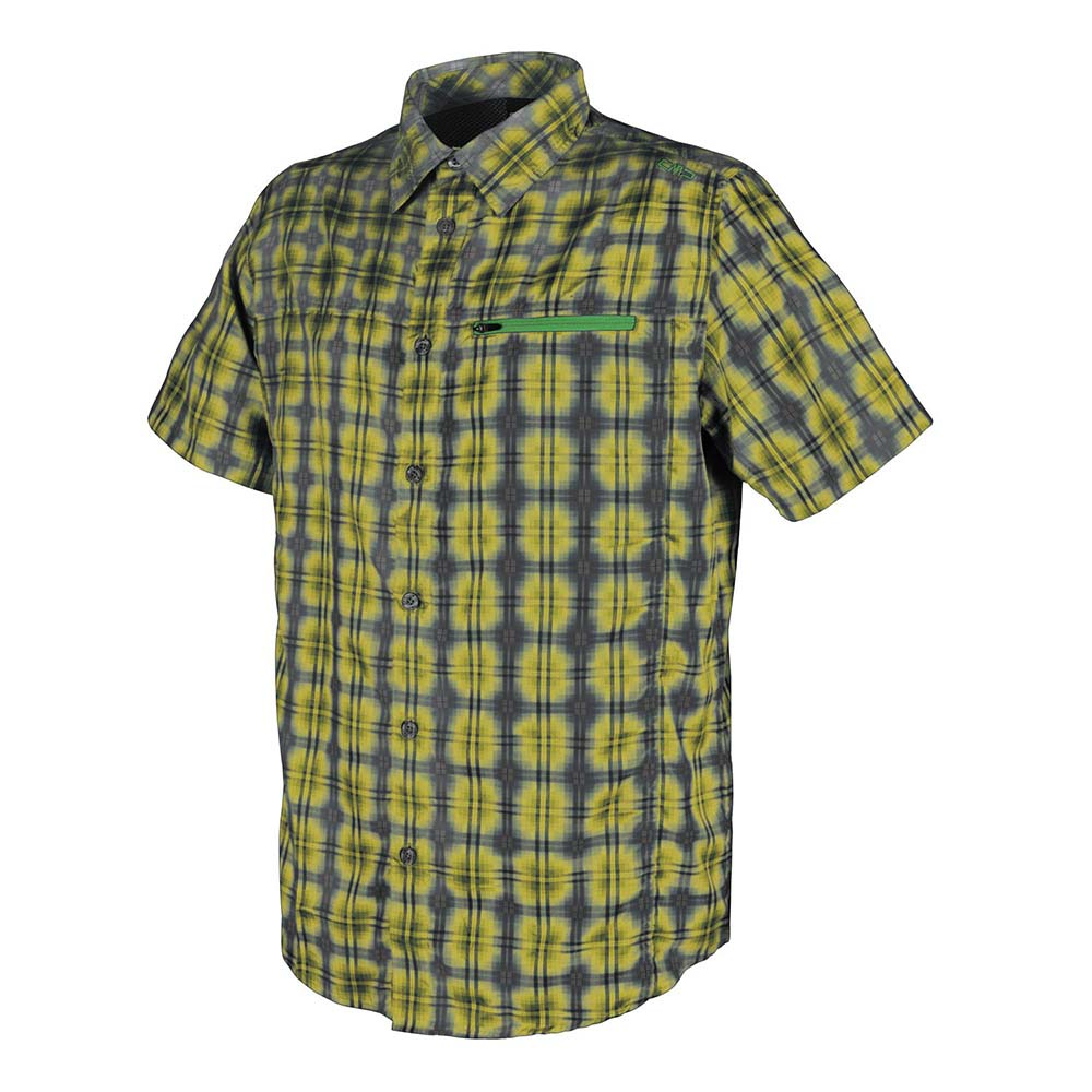 Cmp Shirt Dry Short Sleeves