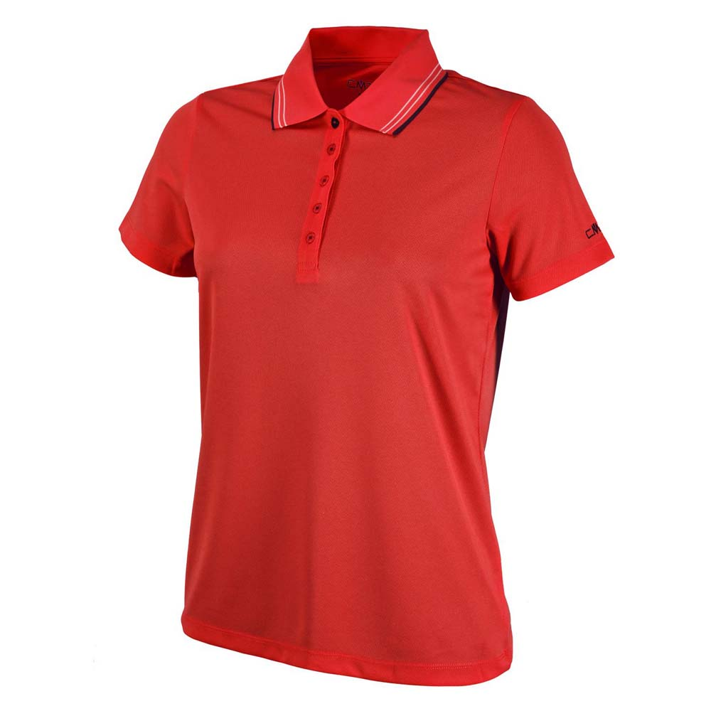 Cmp Dry Piquet Polo Short Sleeves