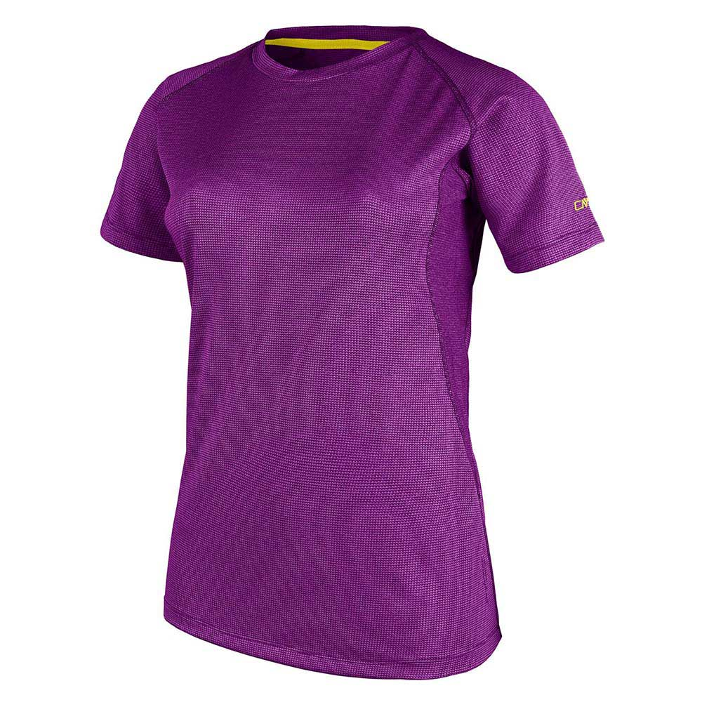 Cmp Stretch Melange T-Shirt