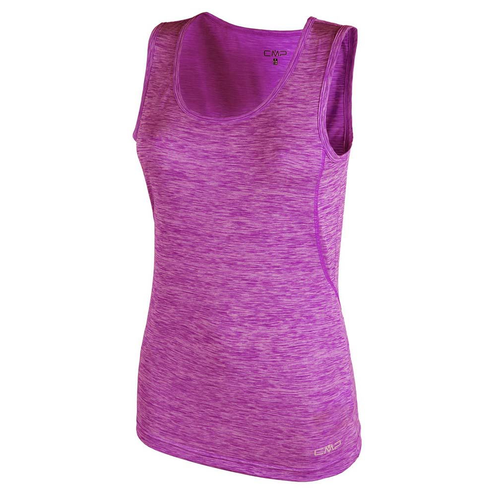 Cmp Stretch Melange Top