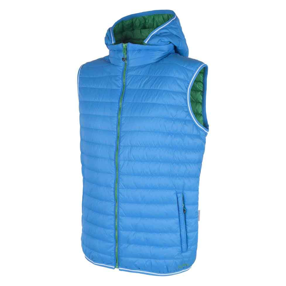 Cmp Zip Hood Thinsulate Platinum Vest