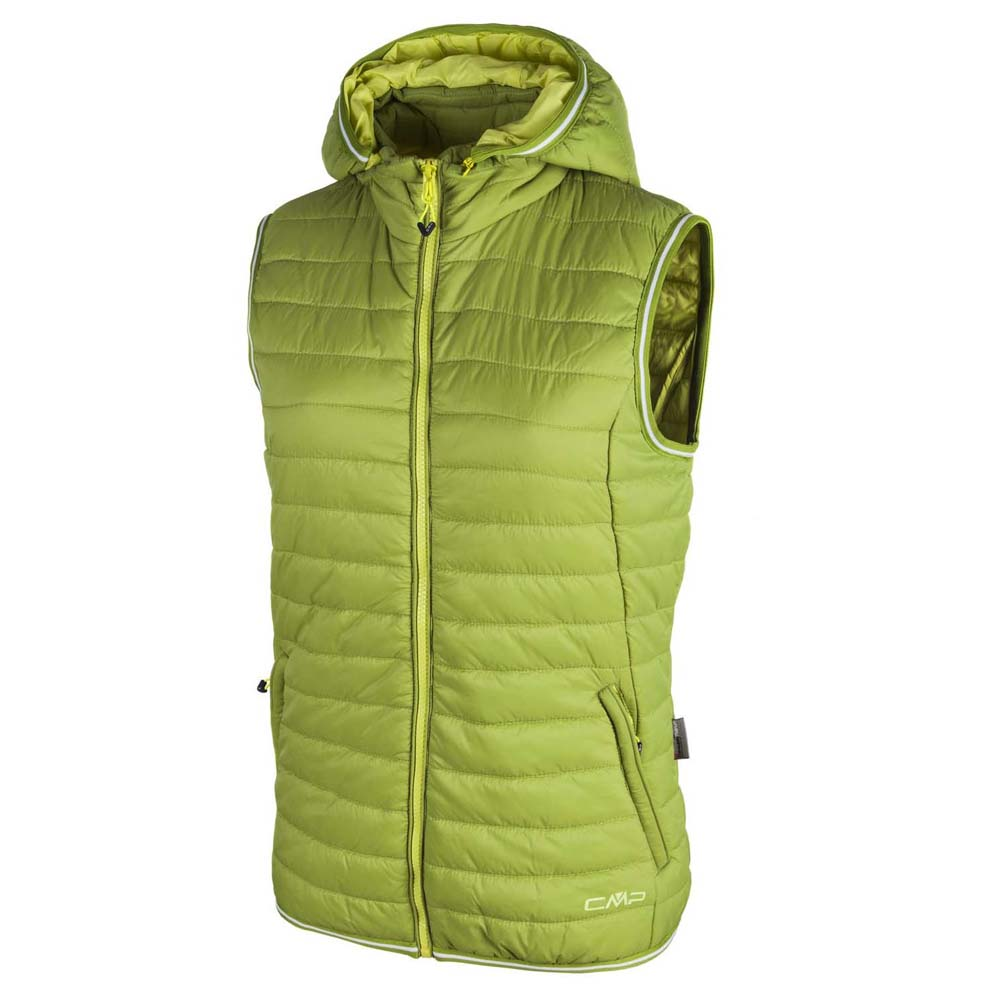 Cmp Outdoor Zip Hood Thinsulate Vest