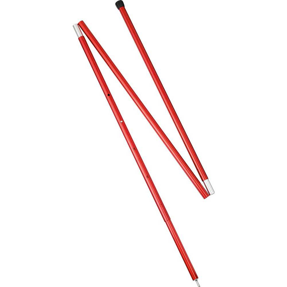 Color Red MSR Blizzard Stake Kit 4 Units