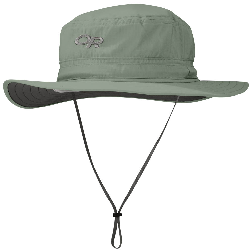 64d97a4c1c4ae Outdoor research Helios Sun Hat Green buy and offers on Trekkinn