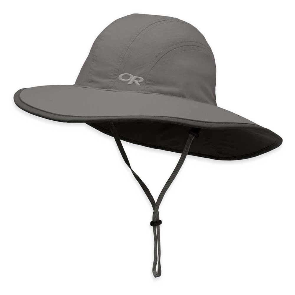447276ea858eb Outdoor research Rambler Sun Sombrero Grey