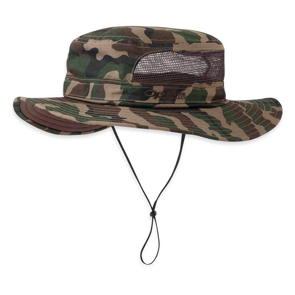 5115565e18ecb Outdoor research Transit Sun Hat Green