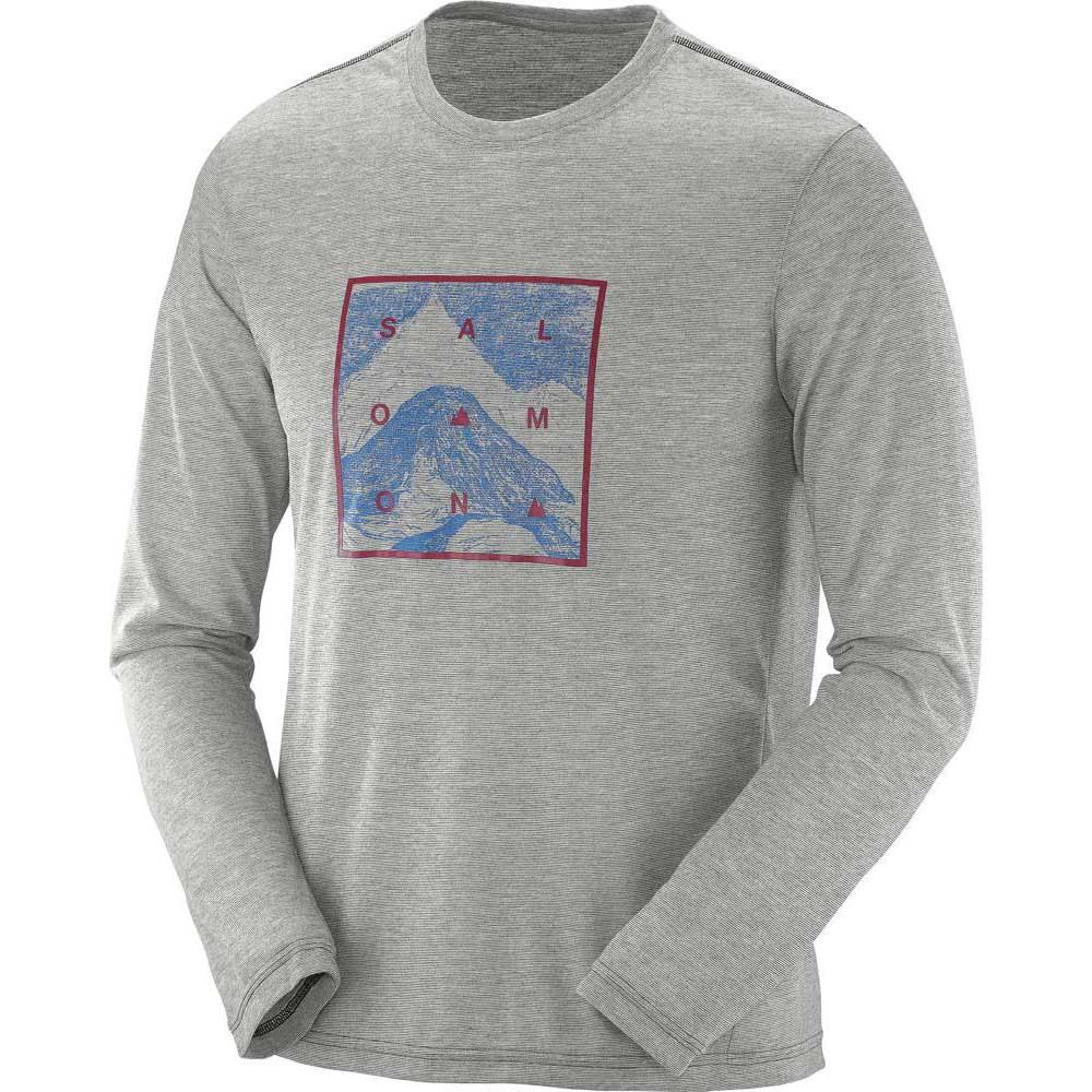 Salomon Explore Graphic L/S