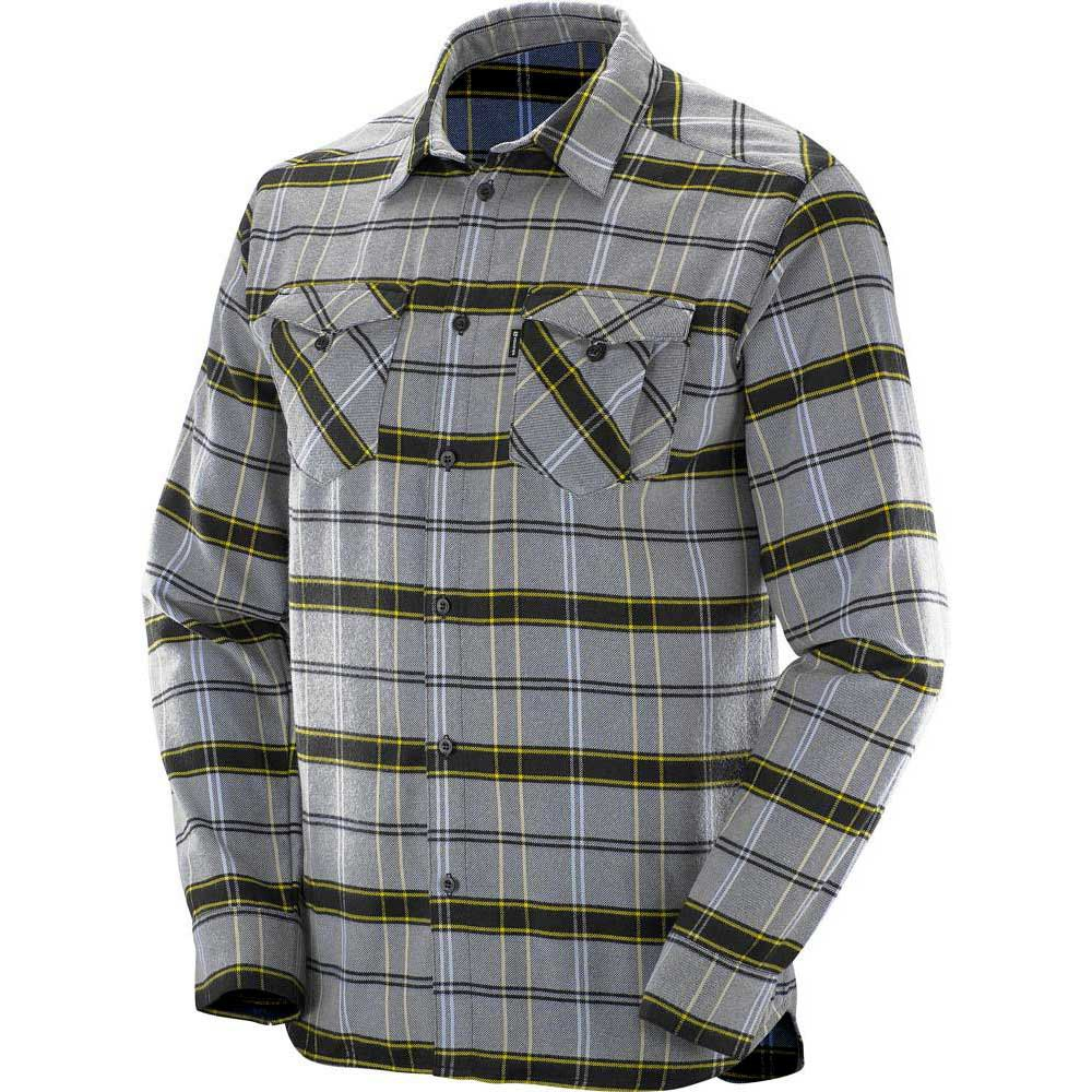 Salomon Boundless Flannel L/S Shirt
