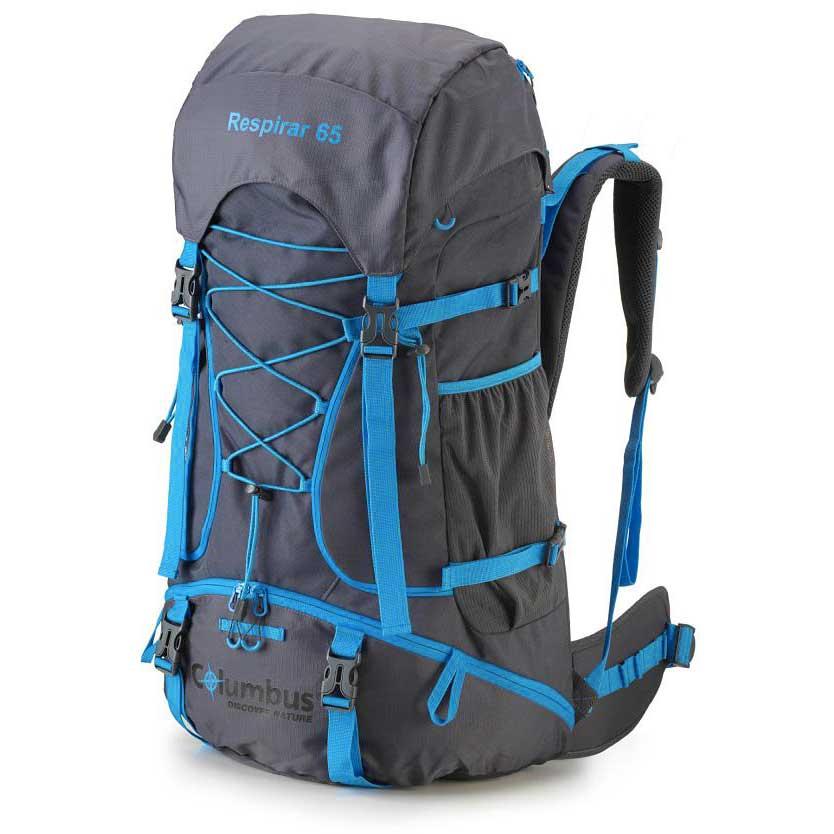 d7380f768 Columbus Respirar 65L Azul comprar y ofertas en Trekkinn