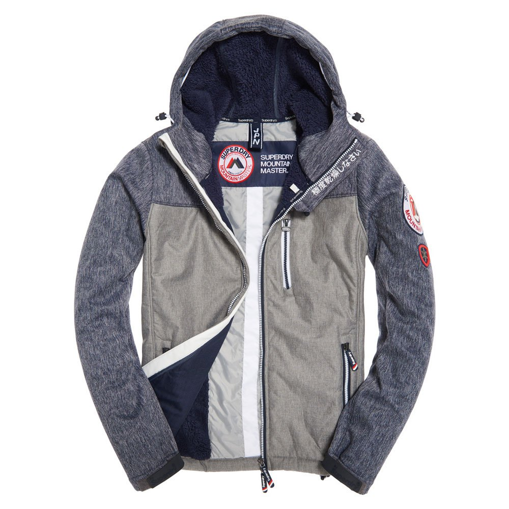 superdry hooded mountain