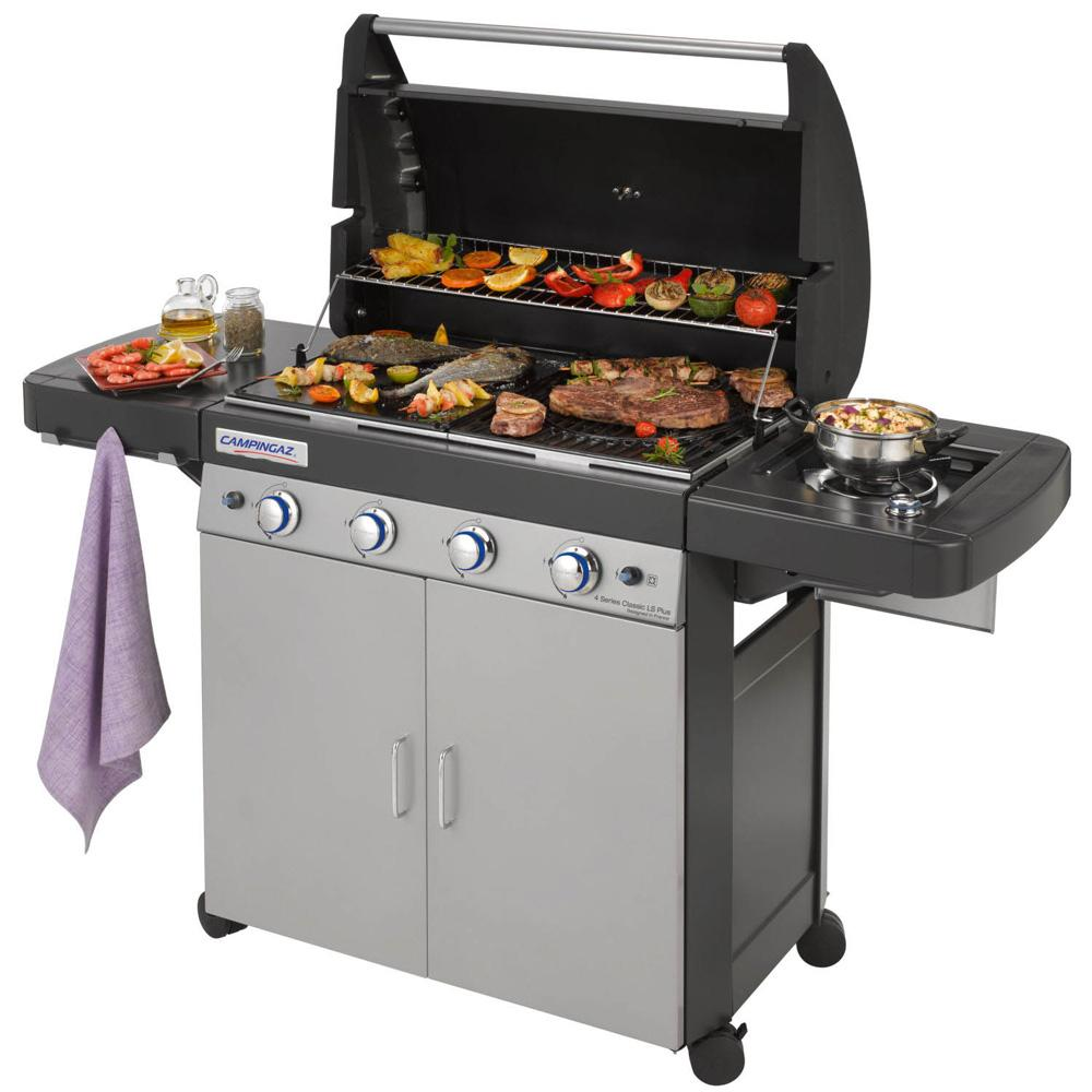 Campingaz Gas Bbq 4 Classic Ls Plus Culinary Module
