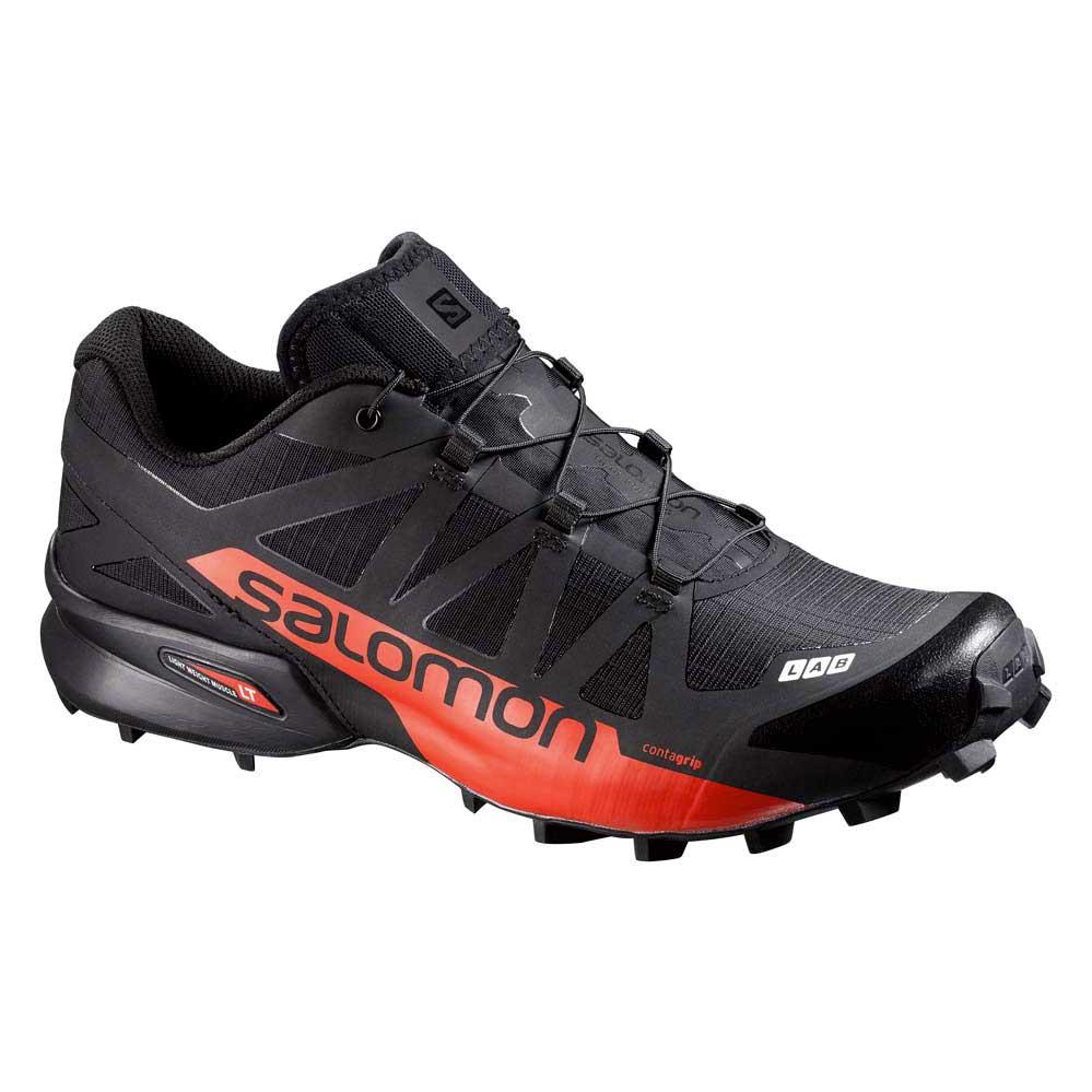 920b93164470 Salomon S Lab Speedcross Black buy and offers on Trekkinn