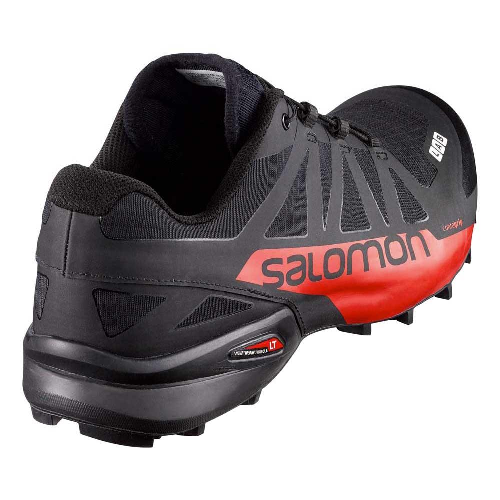 Salomon S Lab Speedcross Svart kjøp og tilbud, Trekkinn Sko