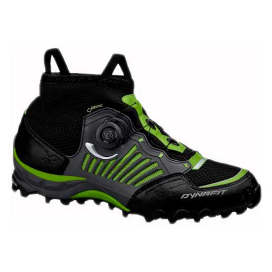 Chaussures Dynafit Alpine Pro Goretex EU 36 1/2 Black / DNA Green